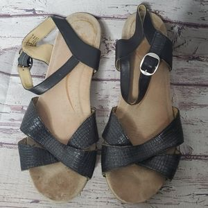 Dansko Sandals Size 41 Shoes Womens Larissa